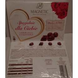 Шоколадные конфеты Magnetic specjalnie dla giebie 157g