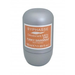Дезодорант для мужчин Byphasse 24h Men Deodorant Funky Savannah