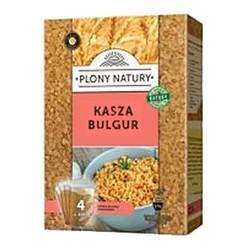 Каша булгур Plony Natury в пакетах (4*100г)