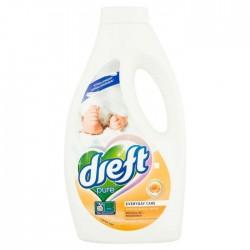 Гель для стирки детского белья Dreft Pure Everyday Care, 1.375 мл (25 стирок)
