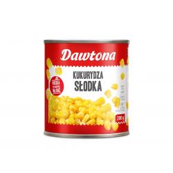 Dawtona сладкая Кукуруза 400 г Польша