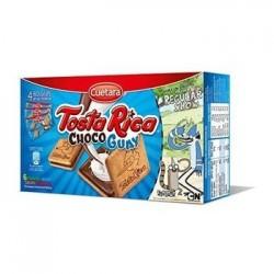 Печенье Tosta Rica choco guay 168 грм