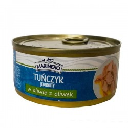 Marinero, тунец в оливковом масле, 160г