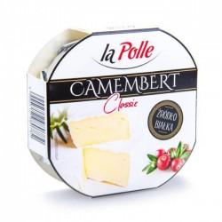Сыр Камамбер La Polle Camembert Classic 120г.
