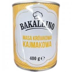Сгущенное молоко Bakallino Masa Krowkowa Kajmakowa 400г