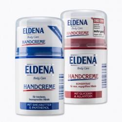 Увлажняющий крем для рук Eldena Body Care Hand Creme Concentrat с пантенолом и маслом ши, 50 мл.