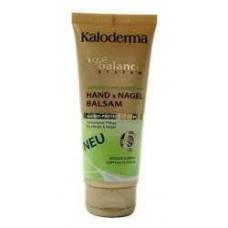 Бальзам для рук и ногтей Kaloderma Age Balance (ромашка и гиалуроновая кислота), 100 мл.