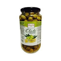 Оливки зеленые без косточек Helcom Oliwki Zielone, 900г
