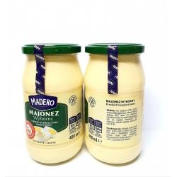 Майонез яичный Madero Majonez Wyborny 400мл (Польша)