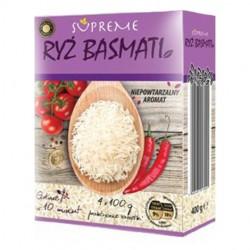 Рис Basmati Supreme, 4*100g Польша