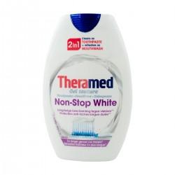 Укрепляющая зубная паста Theramed 2in1 Non-Stop White