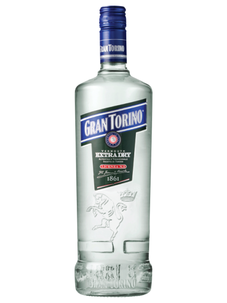 Вермут Gran Torino, Extra Dry,Италия 1л