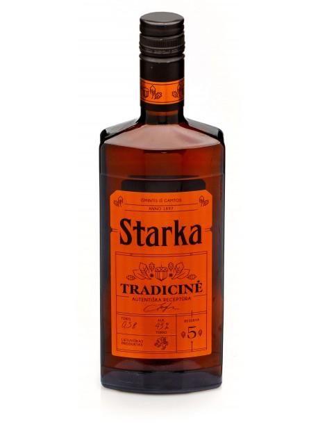 Биттер Starka Traditional 0.5 л 43% Литва