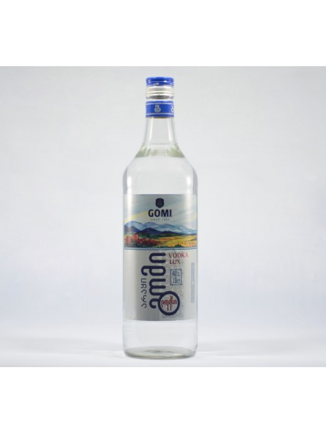 Водка Gomi Lux 1л 40% (Грузия, ТМ Gomi)