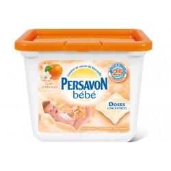 Капсулы для стирки детского белья Persavon с абрикосом, 25 шт