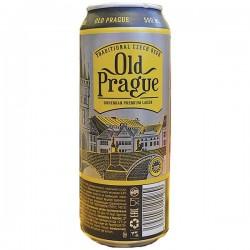 Пиво светлое Old Prague Bohemian Premium Lager 0,5л ж/б 4,8% Чехия