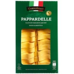 Макароны Паппарделле GustoBello 250г Италия