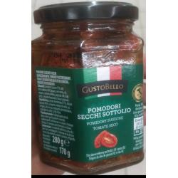 GustoBello Вяленые помидоры в масле 280г Италия