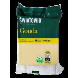Сыр Гауда твердый Swiatowid Gouda 400 г