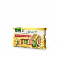 Вафли без сахара ванильные Gullon 180гр (3 пачки) Испания