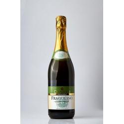 Шампанское (вино) Chiarelli Fragolino Bianco белое Италия 750мл