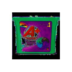 Гель-капсулы для стирки А+ 4в1 Colour для цветного белья, 14 шт