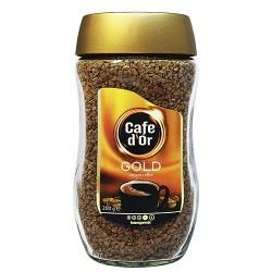 Cafe d'Or Gold-растворимый кофе-200г.