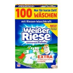 Универсальный стиральный порошок Weiber Riese 100 стирок 5,5 кг