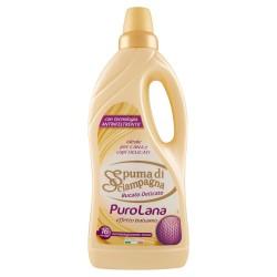 Гель для стирки Spuma Di Sciampagna Пуролана для шерстяных и деликатных изделий 1 л